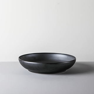 BOWL LOW _ 04 _ BLACK