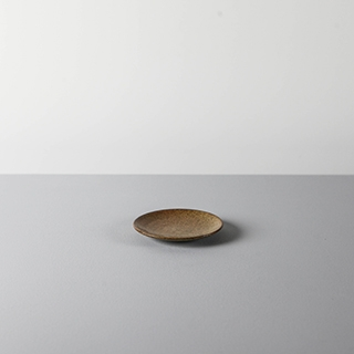 ROUND DISH _ 01 _ MAPLE