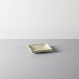 SQUARE DISH _ 01 _ YELLOW
