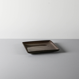 SQUARE DISH _ 02 _ OAK