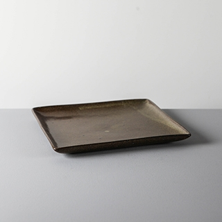 SQUARE DISH _ 03 _ OAK